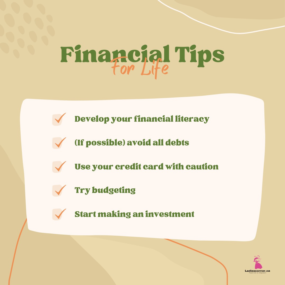 Keep Up With Your Debts | Financial Literacy